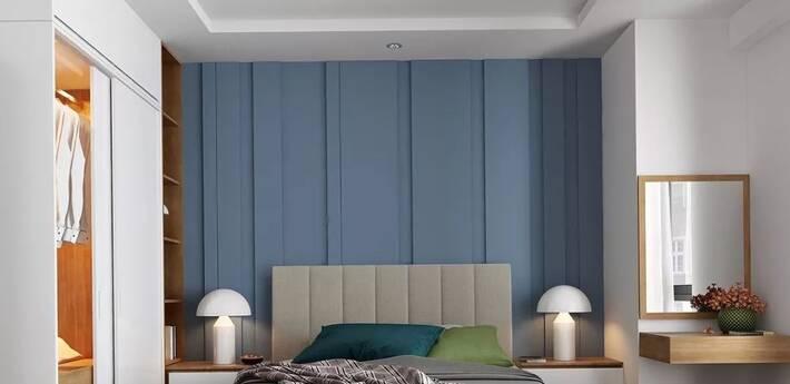 看了就想睡的30个卧室设计!
