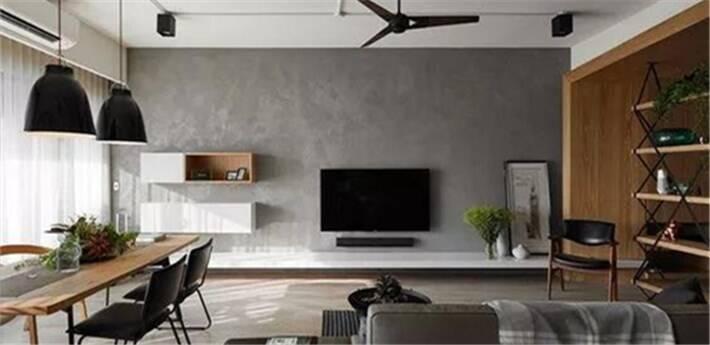 一个上档次的背景墙,绝对能让客厅高大上!