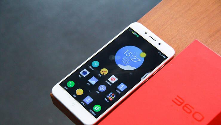 360手机N5图赏:6GB内存的千元机