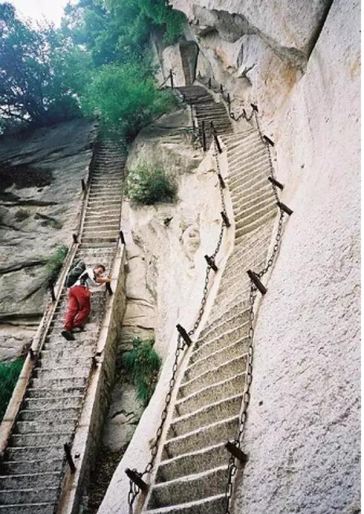 全球6个古怪的楼梯 有一个设计巧妙爬多久都不累 - 子泳 - 子泳WZ的博客