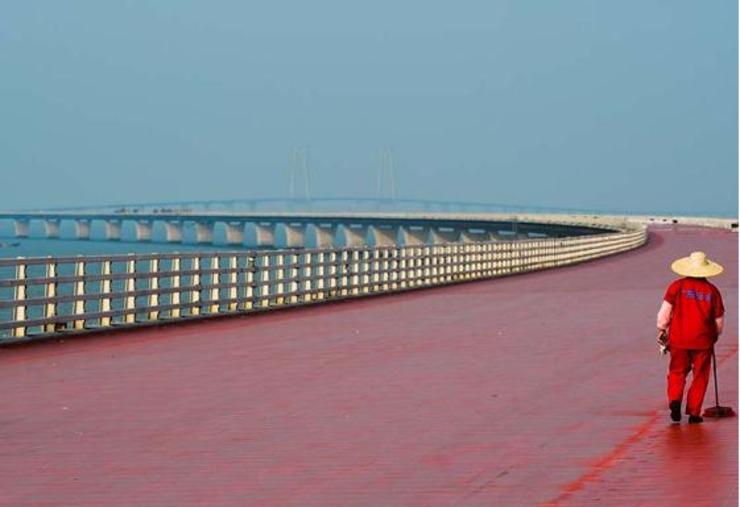 连破世界级难题!中国这座颜值爆表的建筑最终接头 - 子泳 - 子泳WZ的博客