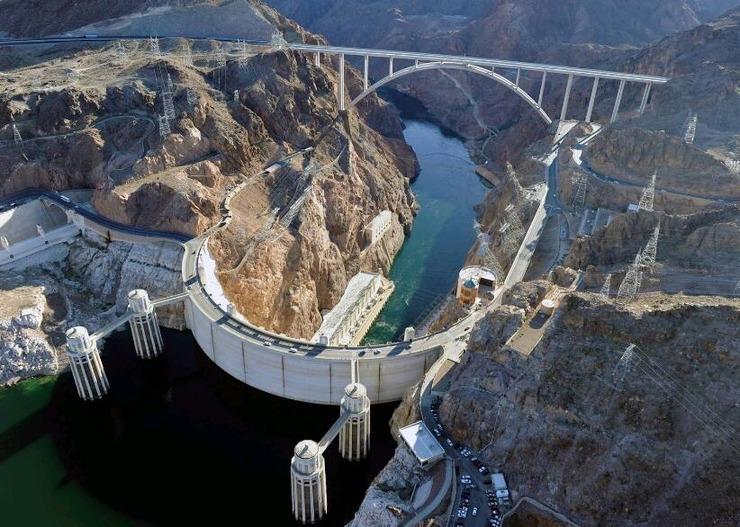 这个著名工程震撼全世界 建造时牺牲百余人 - 子泳 - 子泳WZ的博客