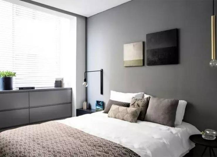 背景墙 房间 家居 酒店 设计 卧室 卧室装修 现代 装修 740_536