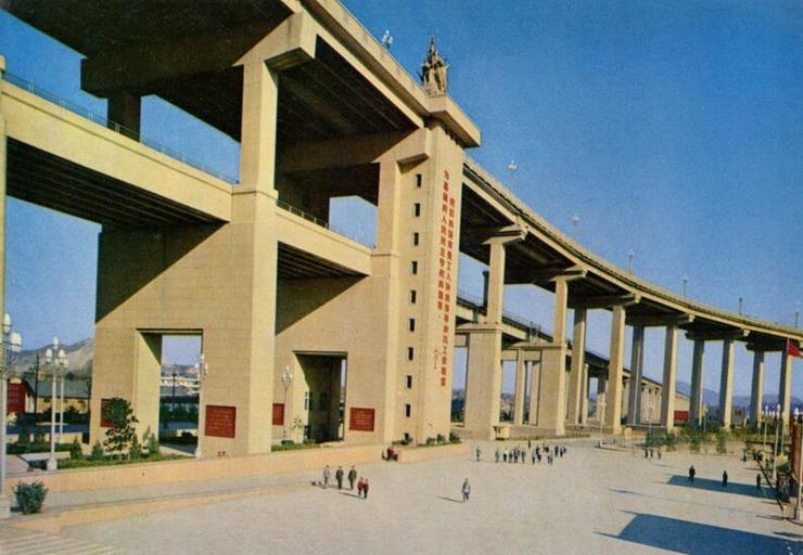 1968年举世无双中国建筑 载入吉尼斯记录 - 子泳 - 子泳WZ的博客