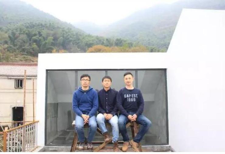 3个理工男包下一个荒村:村民搬走了 他们却…… - 子泳 - 子泳WZ的博客
