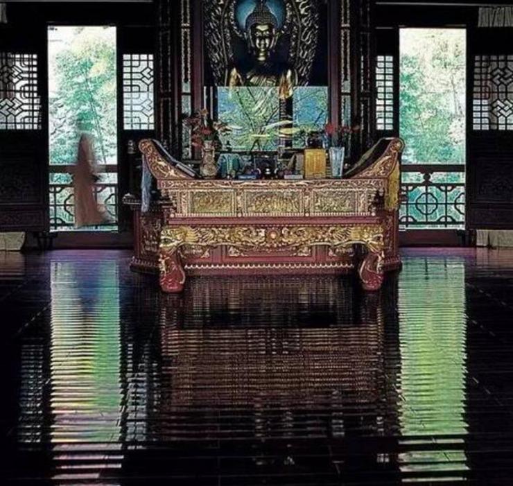 中年大叔卖掉公司隐居寺庙九年 拍出的照片震惊世界 - 子泳 - 子泳WZ的博客