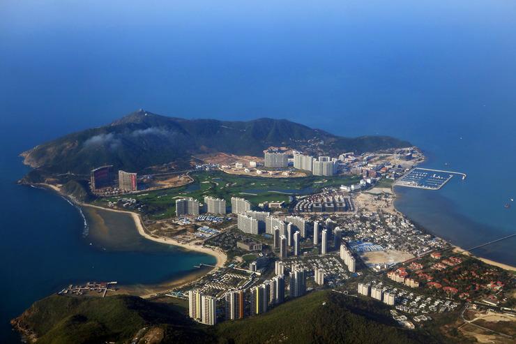 它是中国成立最晚的城市 但中国人都喜欢它 - 子泳 - 子泳WZ的博客