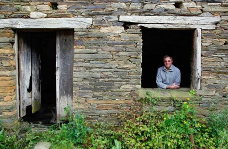退休老人36万买下废弃村子 如今被羡慕惨 - 子泳 - 子泳WZ的博客