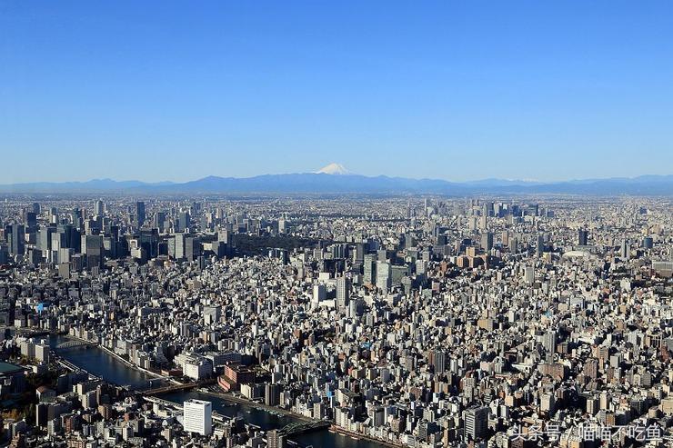 城市高空风景图