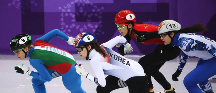 """什么尺度?中国被罚5将 韩国""""幸运""""晋级"""