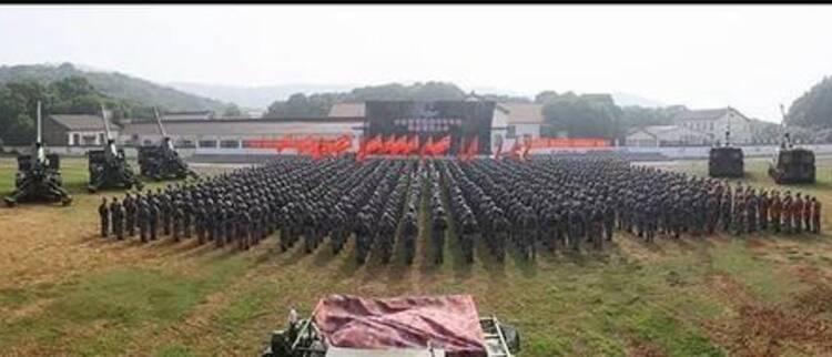 中国陆军最强火力:155毫米卡车炮曝光