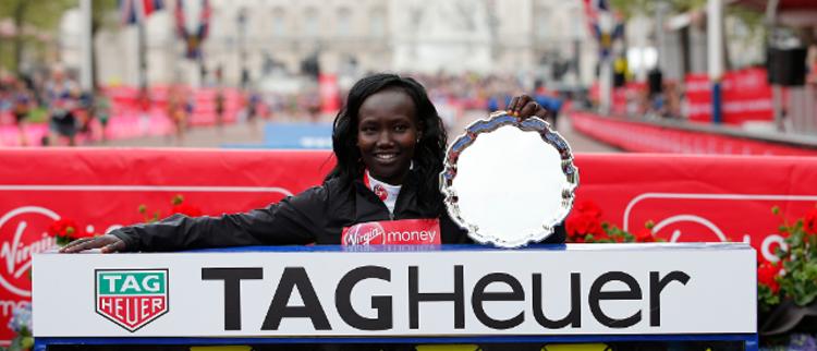2017伦敦马拉松:皇室魅力助破世界纪录