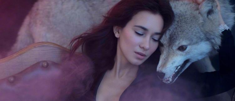 《战狼2》女主角这么美!
