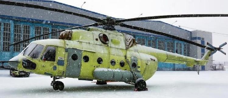 俄罗斯最强米171 对华推销打压直20