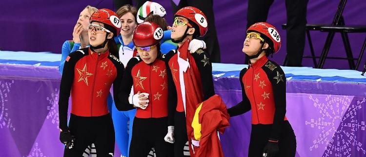 难以置信!中国队再被判犯规丢银牌