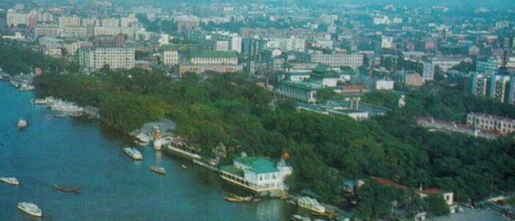 白山黑水旧照:1980年代富饶的东北