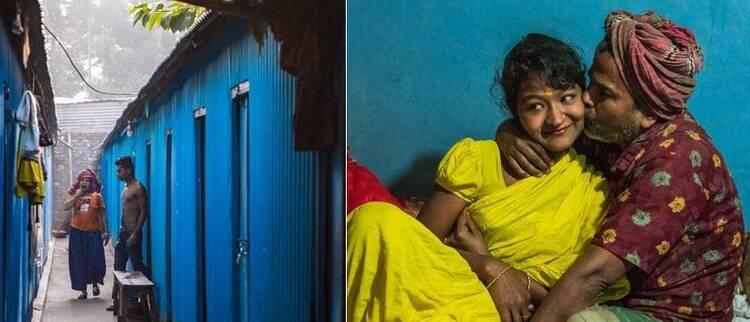 中国摄影师独闯孟加拉国百年妓女村