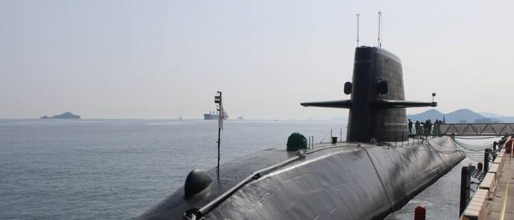 日本先进潜艇一细节让其他国家自叹不如