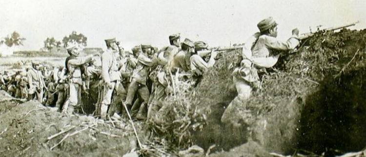 日军镜头下的日俄战争