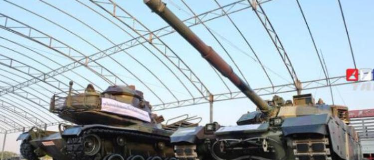 泰国高调展示中国造先进武器