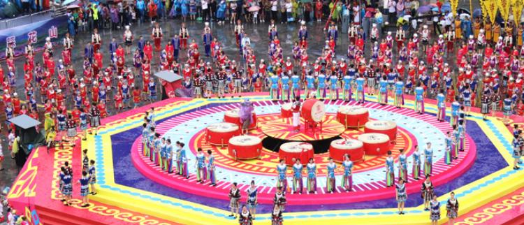 彭水巧打民族生态文化3张牌 旅游收入5年增817%