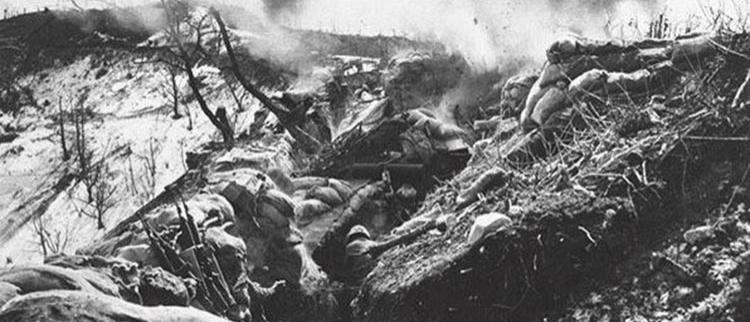 230万发炮弹下的焦土:上甘岭