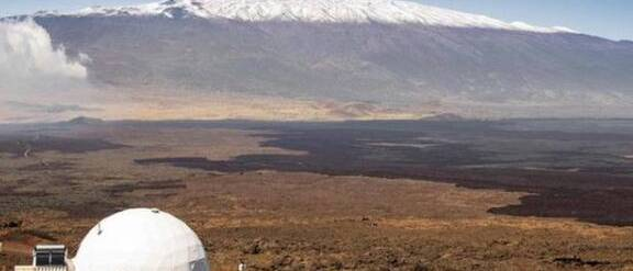 为探索火星 3男3女在密封舱内共处1年 1年后出来:还是地球
