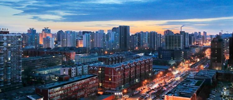北京:好天集中报到