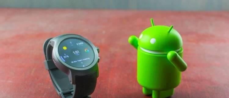 LG Watch Sport图赏 像施瓦辛格的悍马