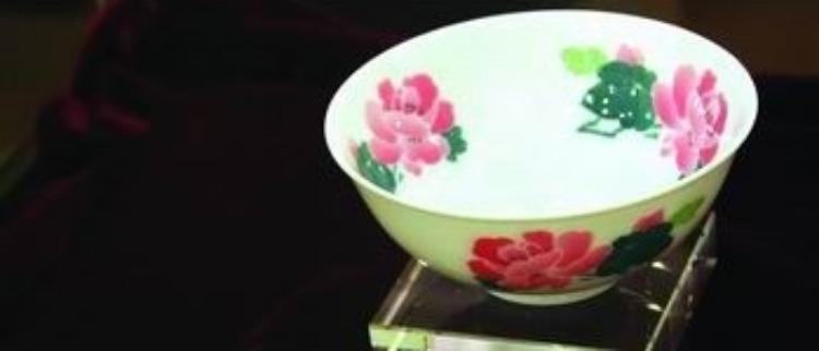 毛泽东专用瓷:小瓷碗如今值170万