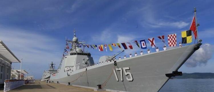 052D领衔 中国海军2016年入役军舰全览