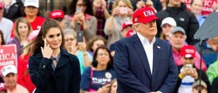 白宫最有权的女人辞职,职场有多黑?