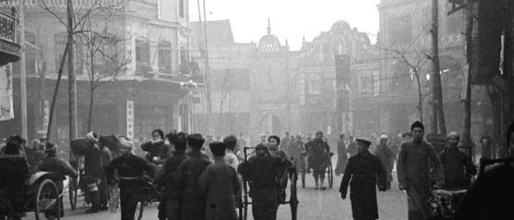 带不走的只有你:80年前的成都街头