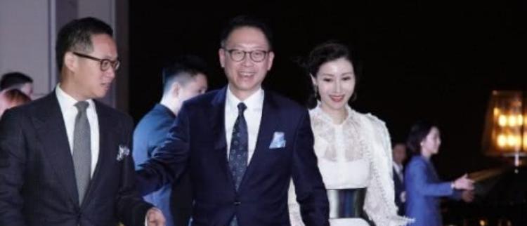 香港富豪聚会情仇