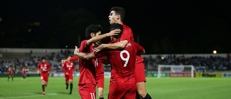三度落后三度扳平!上海上港3-3悉尼FC