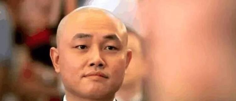 这人有多厉害?看看王健林的表情