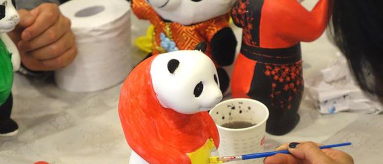 四川旅游推介会:熊猫走进首尔