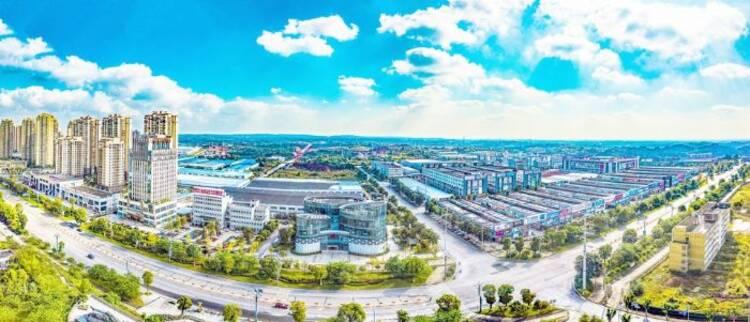潼南高新技術產業產值增83.6% 數字經濟增71.4%