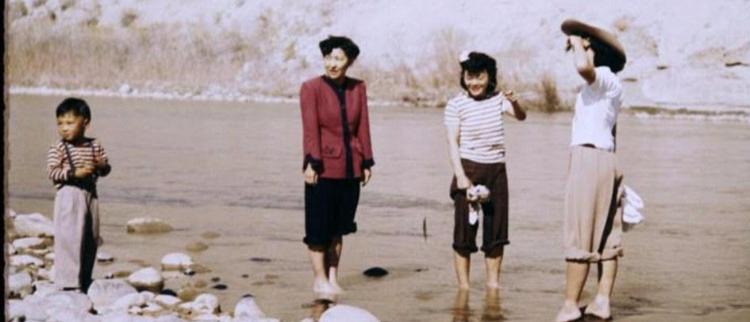 揭密二战期间在美日本人的拘留营生活
