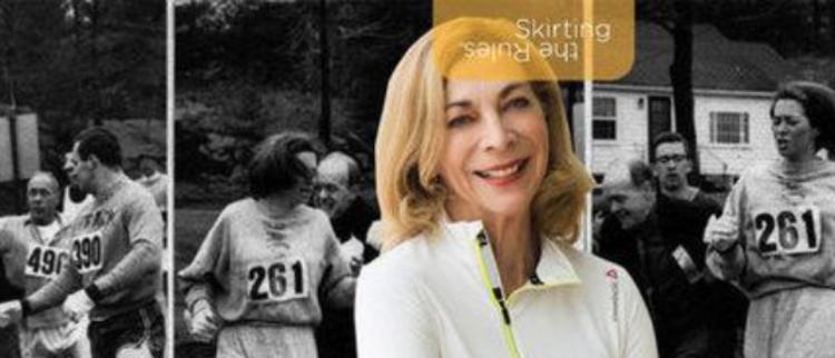 波马传奇:70岁自由女权跑者凯瑟琳·斯威策