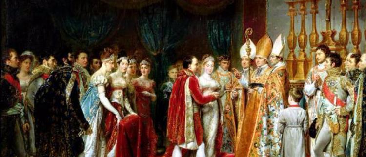 论撩妹情史,史上最牛是拿破仑!