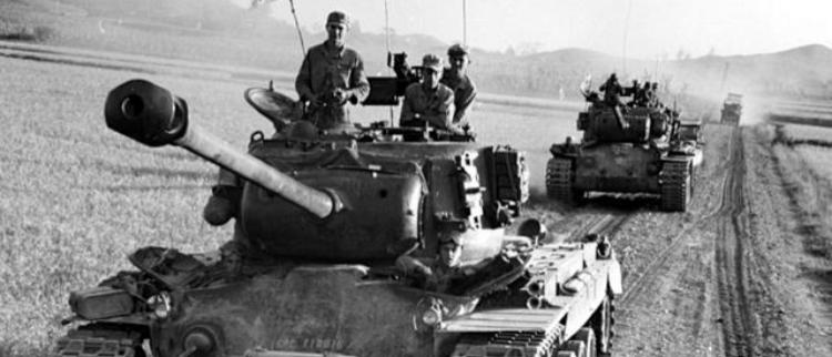美军镜头下的第二次汉城战役