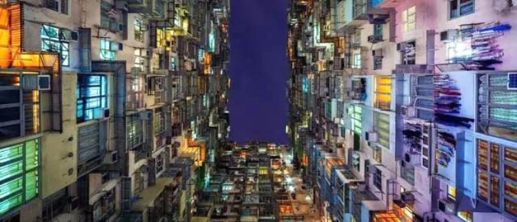 见过香港棺材房,你才知道自己多幸福