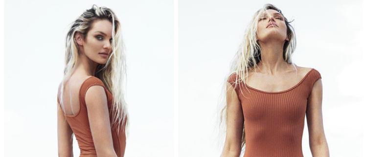 坎蒂丝-斯瓦内普尔生娃2个月后身材惊人