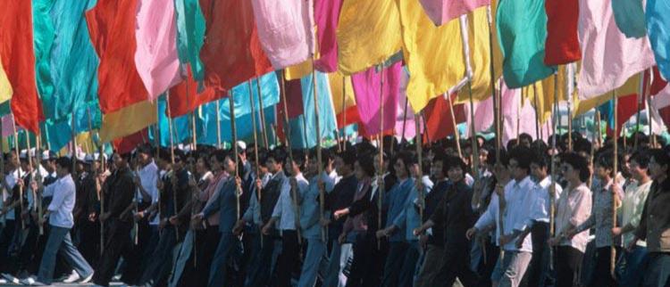 德国摄影师镜头中80年代美丽中国