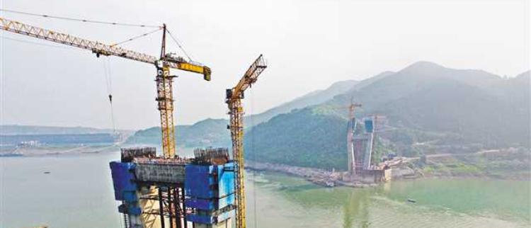 重慶鐵路樞紐東環線建設正快速推進