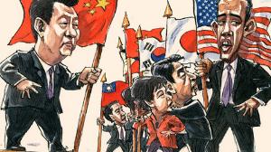 评:美国挑拨亚洲各国关系 中国需警惕