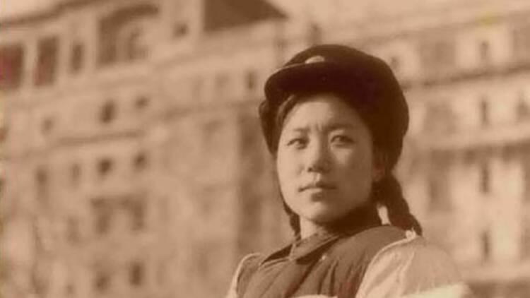 新中国最早警花珍贵照