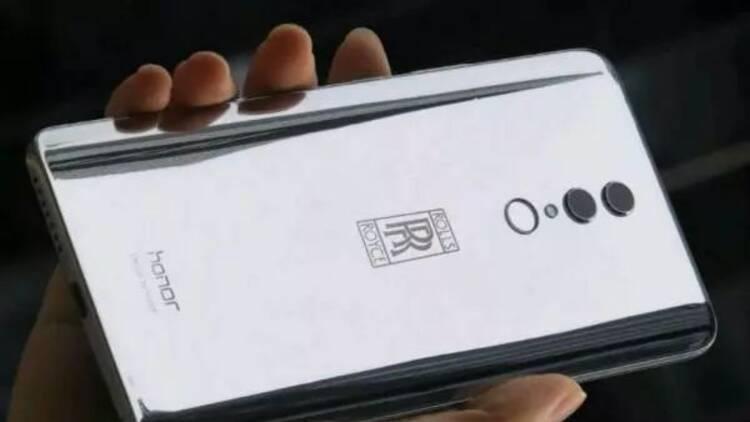 荣耀Note10吓人特性曝光:劳斯莱斯定制