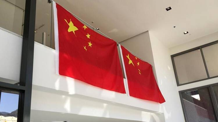 里约奥运村迎客 中国队驻地内景曝光